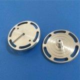 Précision usinant les pièces de rechange en métal d'alun/aluminium/acier inoxydable en laiton/de commande numérique par ordinateur