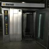 horno rotatorio de la hornada del estante del acero inoxidable de 16 32 64 bandejas