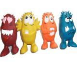 Quietschender Monster-Latex spielt Haustier-Spielwaren, Hundespielwaren