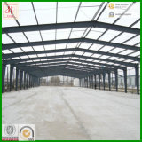 Sized Steel Structure Warehouse環境およびCustomer