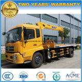 Dongfeng 6은 XCMG 기중기 가격을%s 가진 트럭 8 톤 구조차 선회한다