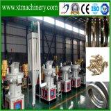 Capacidade elevada de 10%, moinho de poupança de energia da pelota da biomassa com mais baixo preço