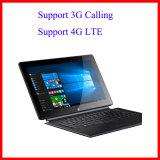 3G appelle la tablette PC de Windows de dual core de 4G Lte Netbook