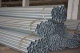 Tubulações de aço galvanizadas Sch40 do sistema de extinção de incêndios da proteção de incêndio de UL/FM ASTM A135