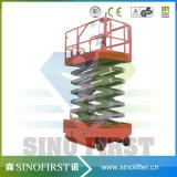 6m tot 12m de Elektrische Platforms van de Lift van de Hemel van de Schaar