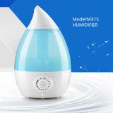 Hoogste Product van de Verkoop van het Jaar van de Luchtbevochtiger van de Daling van het Water van het huis het draagbare Mini