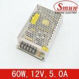 AC/DC Switching Power Supply Single Output 5V/12V/15V/24V/36V/48V con el CE RoHS 1 Year Warranty
