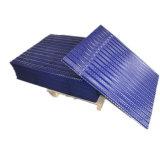 Voorverwarmer van de Lucht van de Norm van ASME en van ISO emailleerde de Roterende GolfBlad