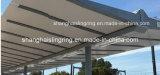 Bus-Schutz, Stahlbushaltestelle-Schutz, Überdachung (342)