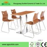 Hölzerne Stahlschule-Klassenzimmer-Möbel für Sekundarschule