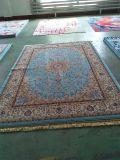 Tapeçaria oriental do tapete do assoalho da esteira da ioga do tapete de área impressa