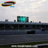 Indicador de diodo emissor de luz ao ar livre da tela do diodo emissor de luz do arrendamento P10 da alta qualidade com 3 anos de garantia