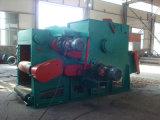 Ly-2116c Dieselmotor Gebruikte Houten Chipper van de Trommel Ontvezelmachine voor Verkoop