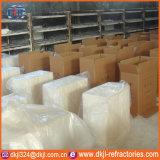 Tarjeta incombustible impermeable del silicato del calcio del aislante 650 de la alta densidad 25m m del precio bajo