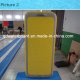 2016 nuovo Design Inflatable Tumbling Airtrick Mat per Gymnastics