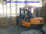 Fibre extraite par fonte résistante au feu d'acier inoxydable pour le matériel réfractaire