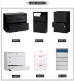 Gabinete de aço lateral do armazenamento de arquivo de 4 gavetas