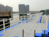 Puente que recorre flotante para recorrer