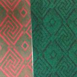 Tapijt van de Jacquard van de Kleur van de Stempel van de naald het Dubbele voor het Tapijt van de Tentoonstelling