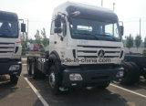 Camion modèle lourd spécial d'entraîneur de la tête 380HP 420HP Beiben Ng80 de camion