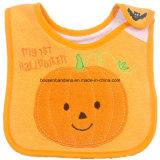 De aangepaste Kerstmis Geborduurde Katoenen Promotional Baby Wear Baby Slab van Terry