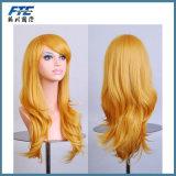 Cheveux humains brésiliens de tissage en gros colorés de qualité de cheveu