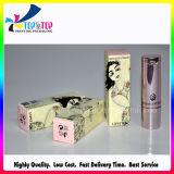 Papel de diseño de moda del lápiz labial Tarjeta Box