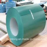 A bobina de PPGI Prepainted a bobina de aço revestida cor da bobina do soldado