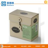 Caixa de empacotamento personalizada do chá de papel