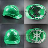 안전 제품 세륨 En397 승인 환기 쉘 산업 헬멧 (SH501)