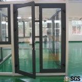 Deur van de Gordijnstof van het Aluminium van de Onderbreking van de goede Kwaliteit de Thermische, de Deur van het Aluminium, Deur K06012