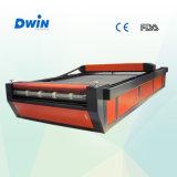 Автоматический подавая автомат для резки лазера для кожи ткани (DW1626)