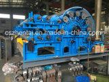 Máquina de cardado doble del cilindro