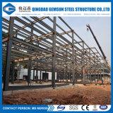 Construction préfabriquée d'entrepôt de structure métallique avec l'entrepôt