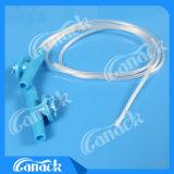 PVC에게서 하는 신제품 세륨 고품질 두 배 루멘 Endobronchial 관