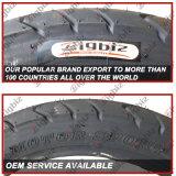 ISO9001: Des motorrad-2008 Vgummigummireifen der Qualitäts-2.75-18 4pr/6pr