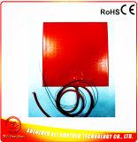 12V 150W 214*214*1.5mm Silicone Rubber 3D Printer Heater