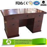 행정상 매니저 병원 나무로 되는 사무실 테이블 디자인 (CE/FDA/ISO)