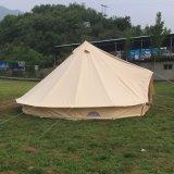 3m 4m 5m de 6m Openlucht van de Katoenen van de Stof van het Canvas Tent van uitstekende kwaliteit van het Tipi van de Tent Klok van het Canvas voor Verkoop