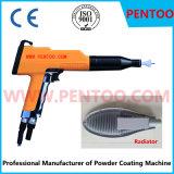 Pistolet de pulvérisation de poudre pour l'enduit de poudre dans l'application large
