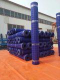 Alambre de acero con Geogrid compuesto plástico