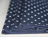 100% tessuto stampato cotone del filato di tela del tessuto