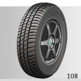 China-populärer Muster Halb-Stahl Radialauto-Reifen (185/65r15)