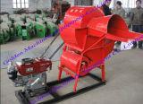 多機能の中国の穀物の米のムギの豆の脱穀機の脱穀機