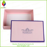 Venta caliente de cartón de embalaje caja de tela