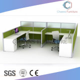 Diseño de descuento 2.4m Office Table Workstation