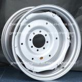 W12X24 W12X28の車輪は農業の鋼鉄車輪に縁を付ける
