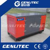 met Diesel van de Motor 20kVA van Japan Kubota (v2203-BG) Stille Generator (GPK20S)
