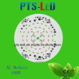 150W módulo de la tarjeta del PWB de la CA LED con UL SAA del Ce