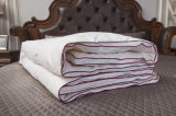 White Box acolchoado Duck Down Feather Comforter